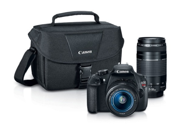 Canon EOS Rebel T5 DSLR
