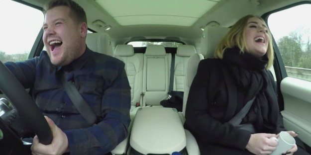 Adele Hello Carpool Karaoke