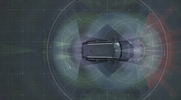 Nvidia Self-Driving Car Computer