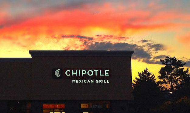 Chipotle Free Food