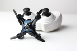 Smallest Camera Equipped Drone Axis