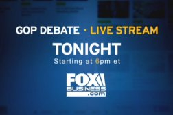 Fox Business Republican Debate Live Stream