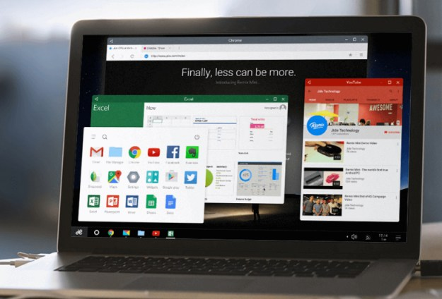 Android Windows PC Mac Remix OS