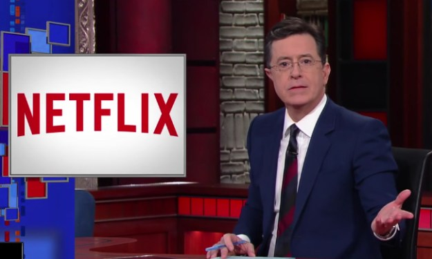 Secret Netflix Movies Stephen Colbert