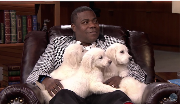 Jimmy Fallon Tracy Morgan