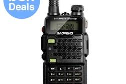 Two-way walkie talkie