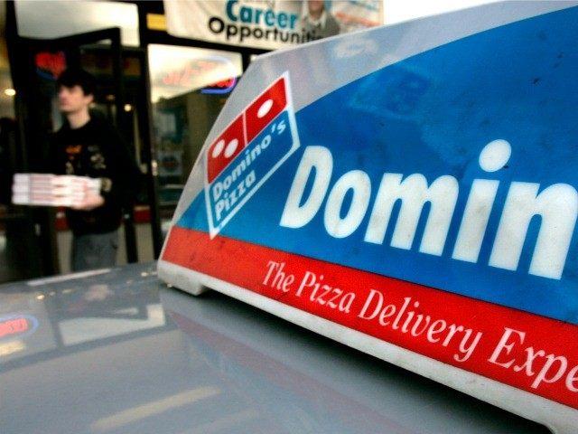 Domino's Fish Stick Pizza WTF