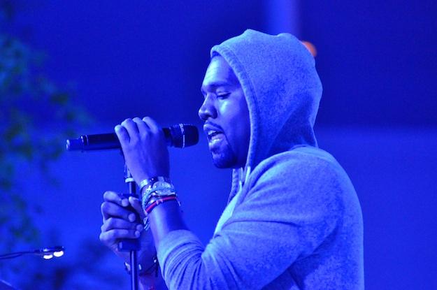 Kanye West Twitter Rant