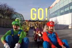 Mario Kart Cosplay Viral Video