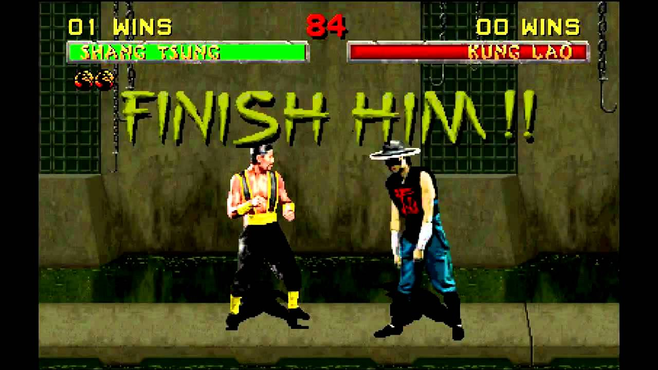 Mortal Kombat Secret Menus Discovered After Decades
