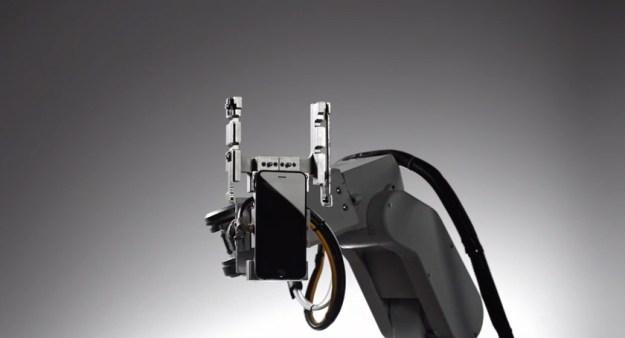 Apple Liam iPhone 6s Robot