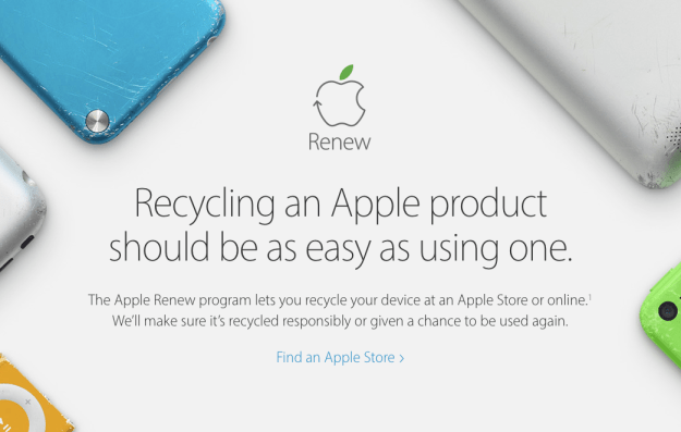 Apple Renew