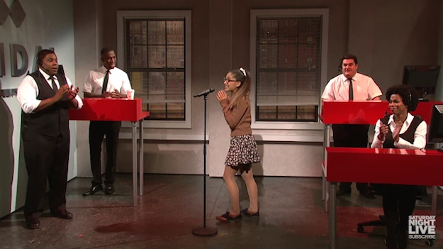 Ariana Grande Saturday Night Live