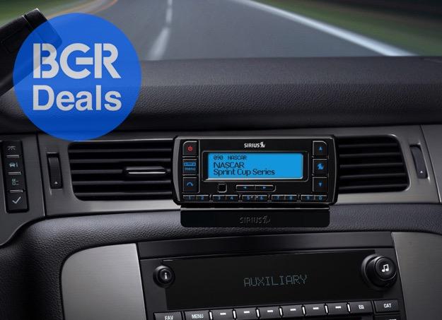 SiriusXM Deals 2016: Amazon sale has Sirius XM radios ...