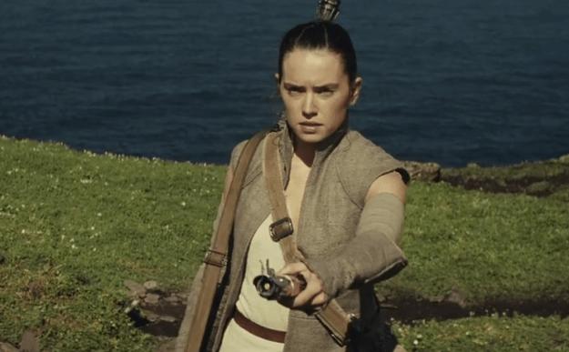 Luke Skywalker Lightsaber