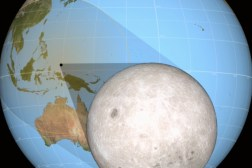 Total Solar Eclipse March 9