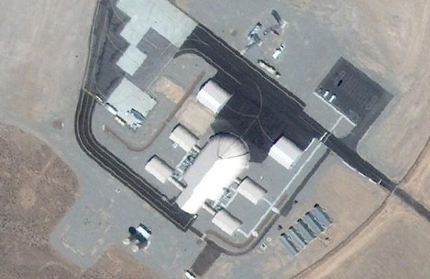 Google Maps UFO Sighting Area 51