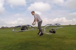 HoverBike Colin Furze YouTube