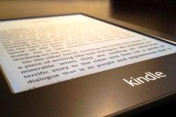 Amazon Kindle Oasis Photos