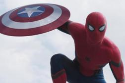 Spider-Man Movie Title Homecoming