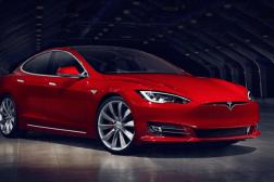 Model S Autopilot Accident