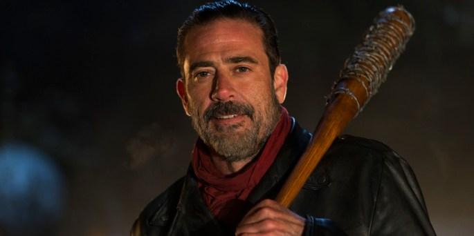 Walking Dead Season 7 Video Negan Victim