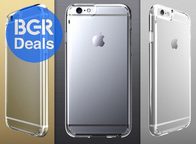 cheap iphone 6s cases on sale on amazon today only bgr. Black Bedroom Furniture Sets. Home Design Ideas
