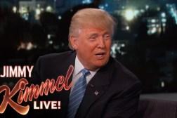Donald Trump Kimmel