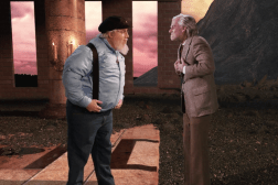 George R.R. Martin Vs. J.R.R. Tolkien Epic Rap Battle