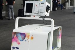 Leo Luggage Robot Geneva Airport