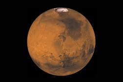 Mars Close Approach 2016