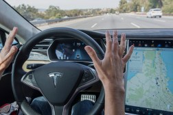 Tesla Autopilot Self-Driving Cars Sex