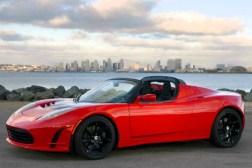 Tesla 2019 Roadster Model 3