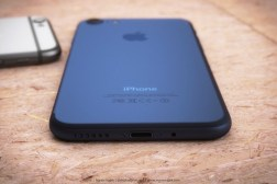 iPhone 7 Colors Black Blue