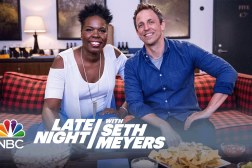 Game of Thrones Leslie Jones Seth Meyers
