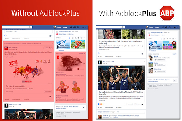 Ad blockers strike back against Facebook