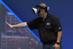 Intel Alloy VR Headset
