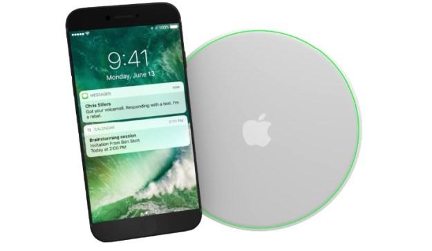 wireless charging iphone 6