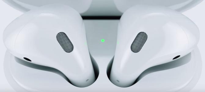 Apple wireless earbuds assesories - apple earbuds dual wireless oem