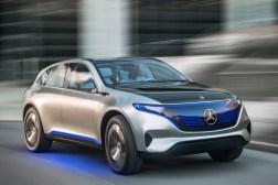 Mercedes Generation EQ