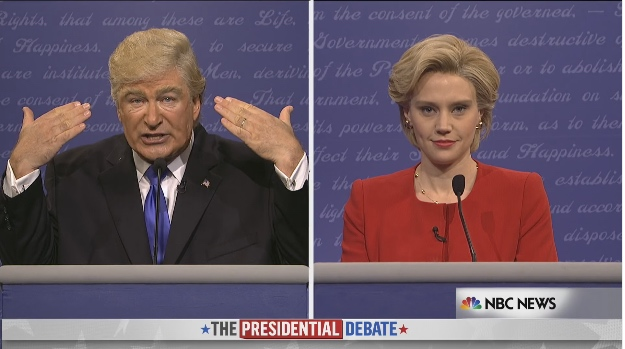 Alec Baldwin Makes His 'Donald Trump' Debut on 'SNL'