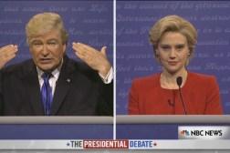 SNL Donald Trump Vs Hillary Clinton Debate