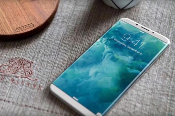 iPhone 8 Rumors: Wireless Charging Design