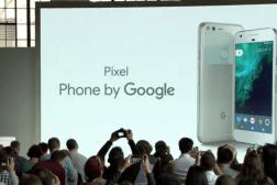 Google Pixel on Verizon