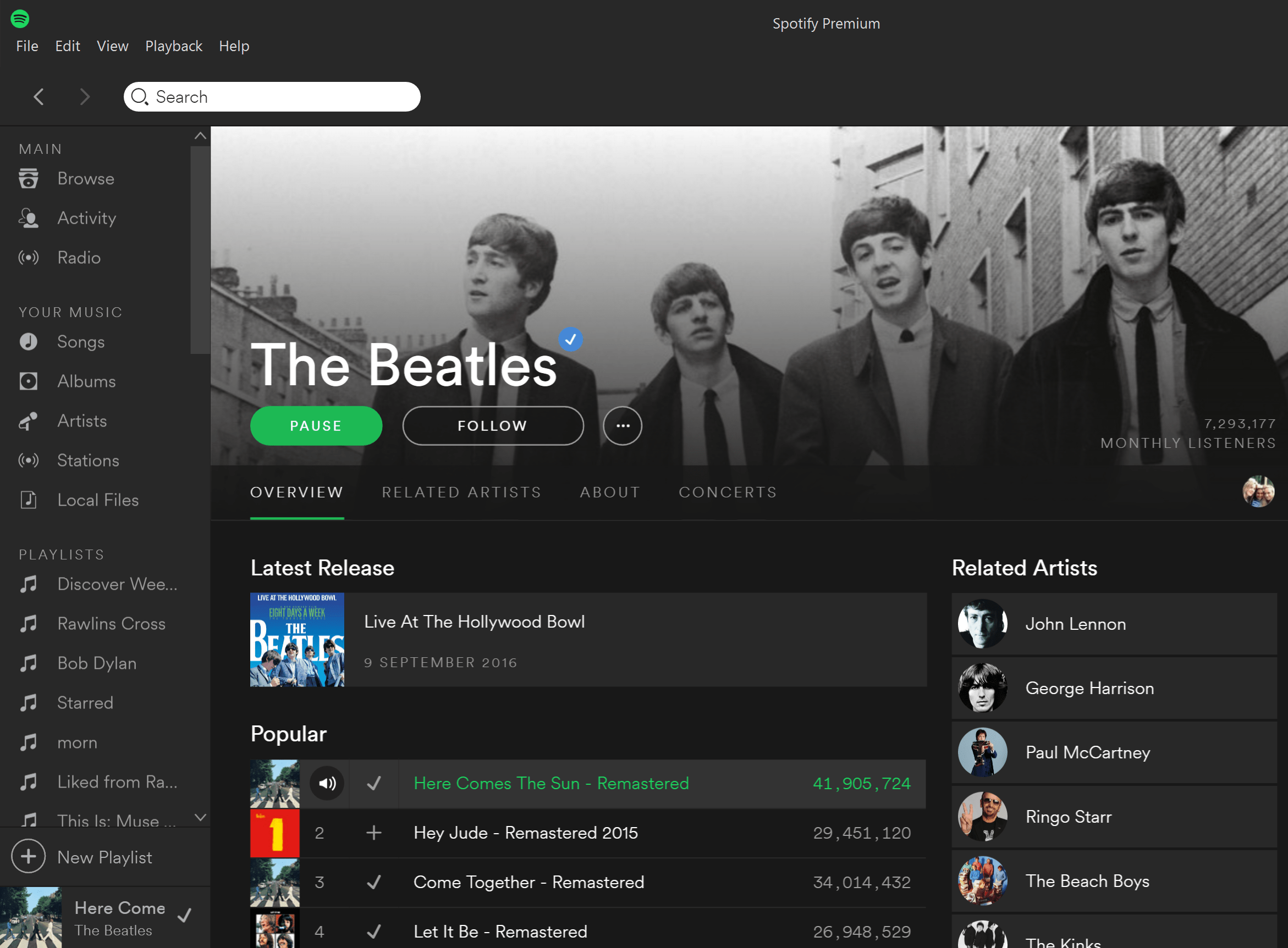 Spotify Delivering Ads Infested With Malware, Say Multiple Users