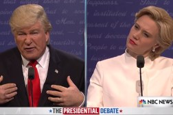 Trump Vs Clinton Debate