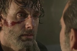 The Walking Dead 7 Negan's Victim