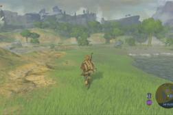 Zelda: Breath of the Wild Gameplay