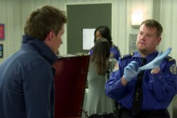 Fantastic Beasts James Corden TSA Parody