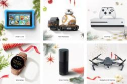 Amazon Electronics Gift Guide 2016